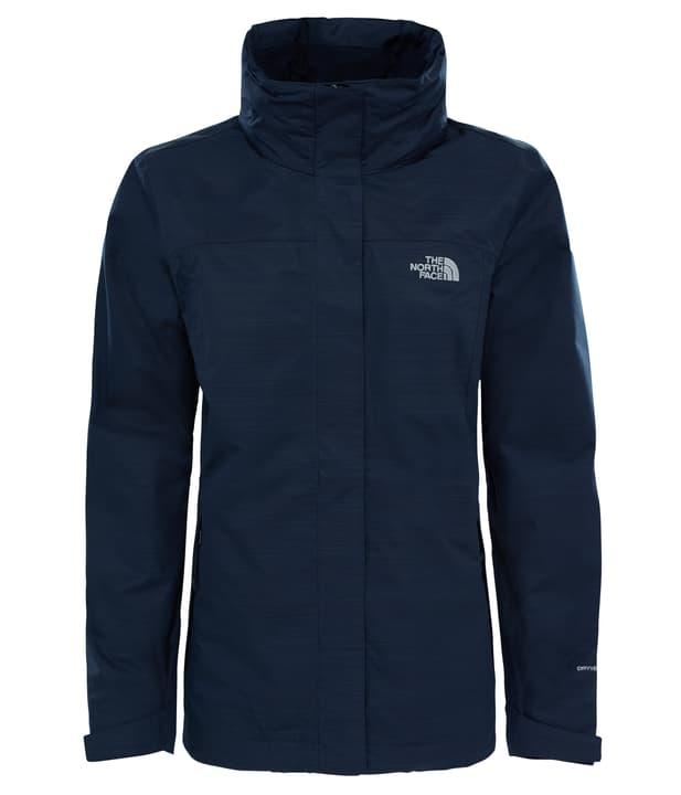 Lowland Veste de trekking pour femme The North Face 461007200547 Couleur denim Taille L Photo no. 1