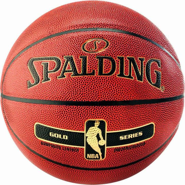 Image of Spalding NBA Gold (7) Basketball