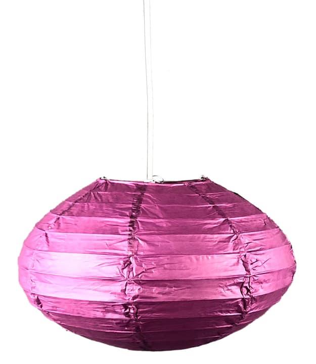 Suspension Japan violet, ovale Do it + Garden 615074200000 Photo no. 1