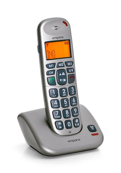 D40 Téléphones fixes analogue Emporia 785300125392 Photo no. 1