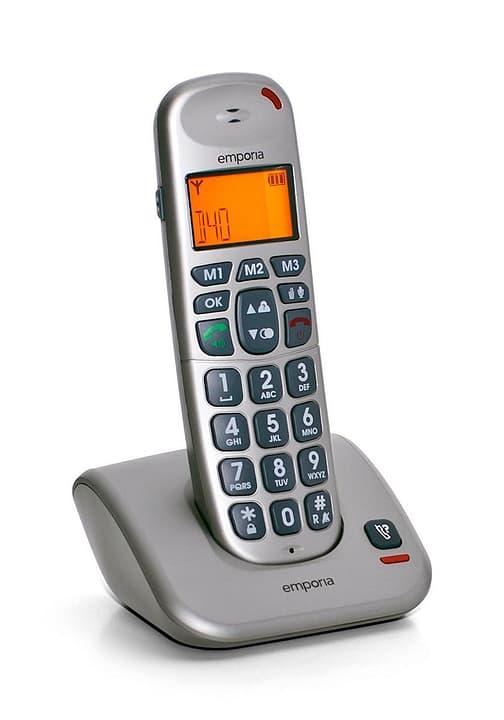 D40 argento Telefono fisso Emporia 785300125392 N. figura 1