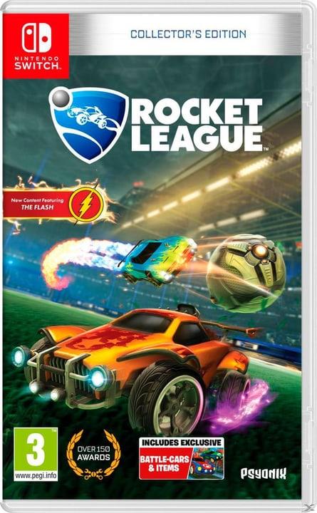 NSW - Rocket League Collector's Edition D/F Fisico (Box) 785300131882 N. figura 1
