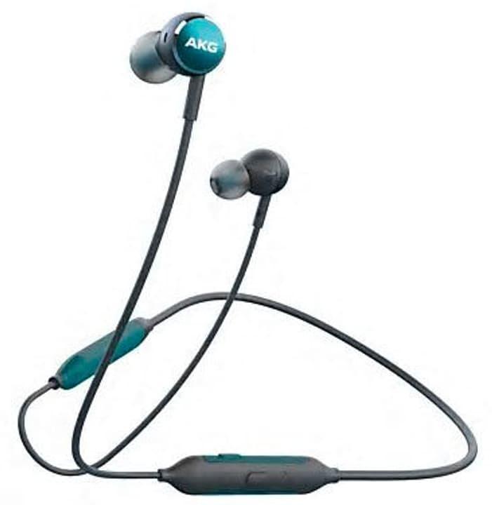 AKG Y100 Wireless - Grün In-Ear Kopfhörer Akg 785300145091 Bild Nr. 1