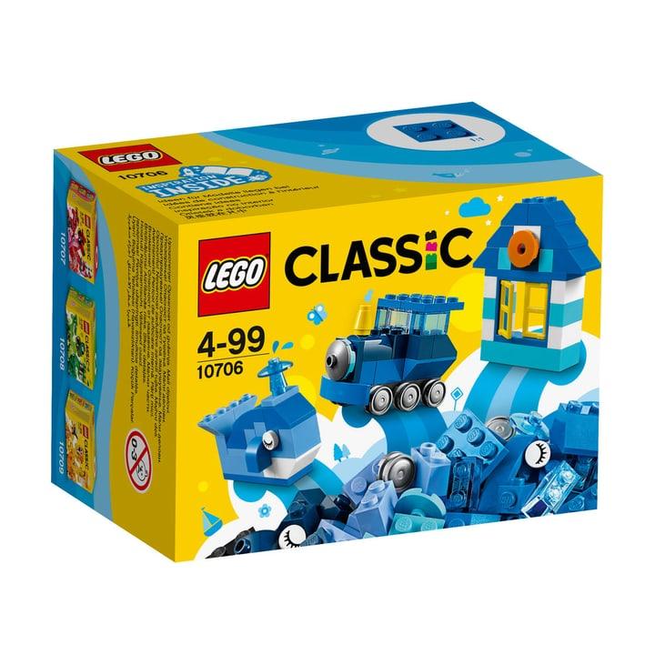 LEGO Classic Scatola della Creatività Blu 10706 748823800000 N. figura 1