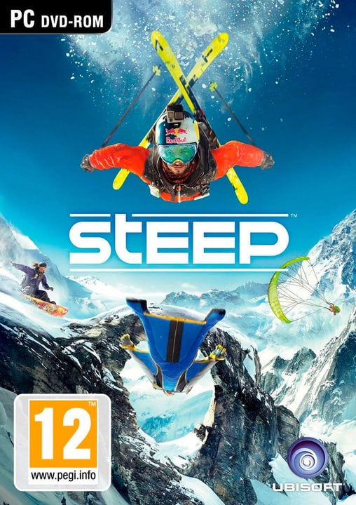 PC - Steep Physisch (Box) 785300121305 Bild Nr. 1