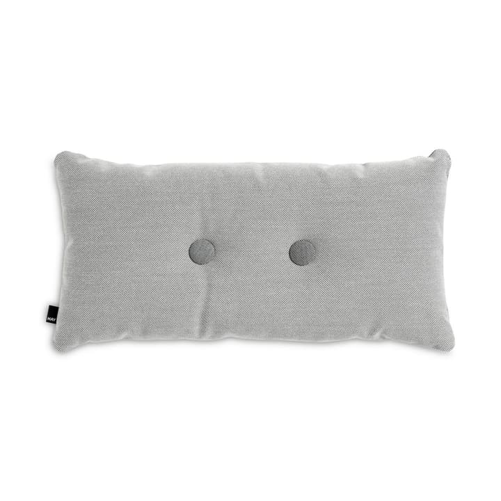 DOT 2 dots Cuscino deco HAY 378179540480 Dimensioni L: 70.0 cm x P: 36.0 cm Colore Grey N. figura 1