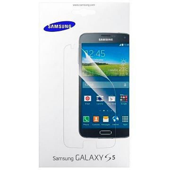 GALAXY S5 Screen Protector - transparent Samsung 797912100000 Photo no. 1