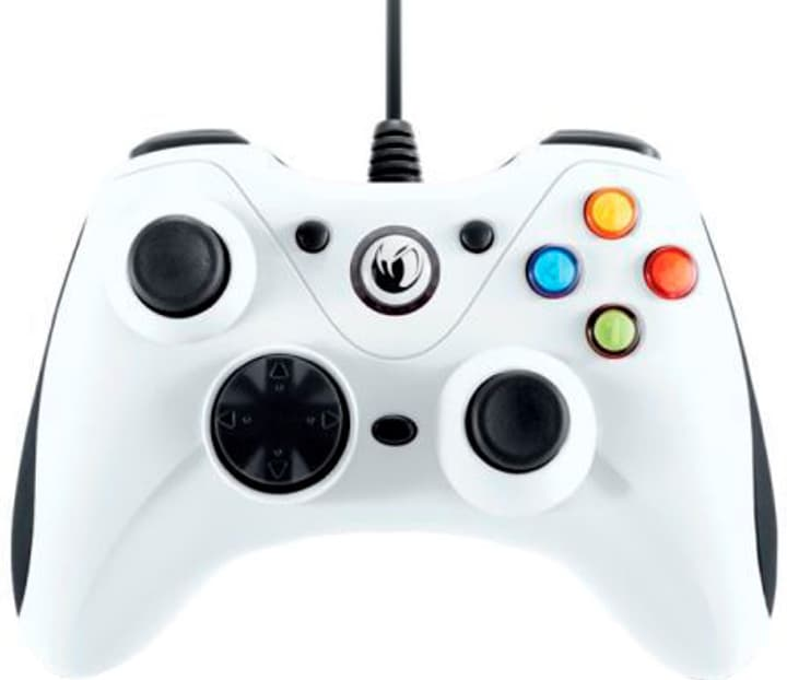 PC - GC 100XF Gaming Controller bianco Nacon 785300131590 N. figura 1