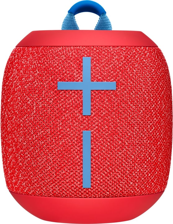 WONDERBOOM™ 2 - Radical Red Bluetooth Lautsprecher Ultimate Ears 772832900000 Bild Nr. 1