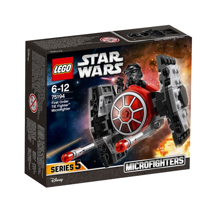 Lego Star Wars 75194 Tie Fighter 748866100000 Bild Nr. 1