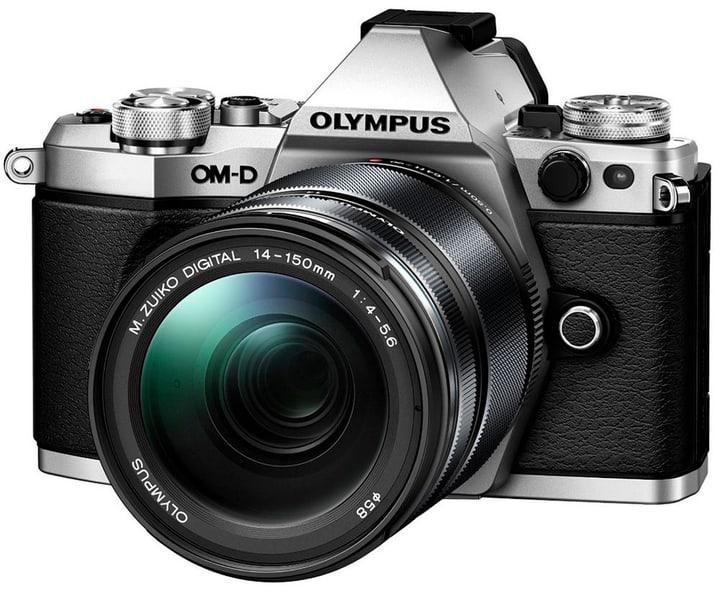 E-M10 III Silver EZ-M 14-150mm Systemkamera Kit Olympus 785300137425 Bild Nr. 1