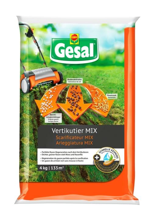 Arieggiatura Mix, 4 kg Compo Gesal 658013500000 N. figura 1