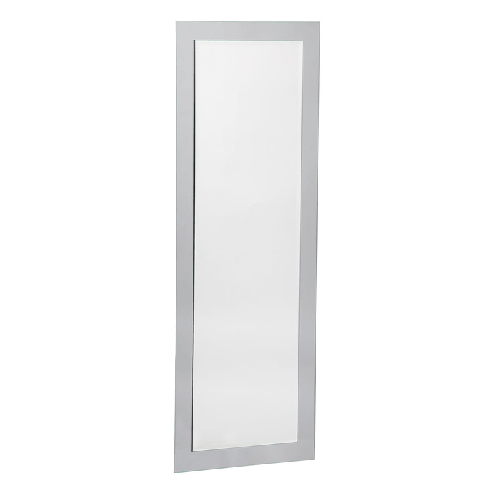 DUETTE Specchio 362013846202 Dimensioni L: 60.0 cm x P: 1.5 cm x A: 160.0 cm Colore Color argento N. figura 1