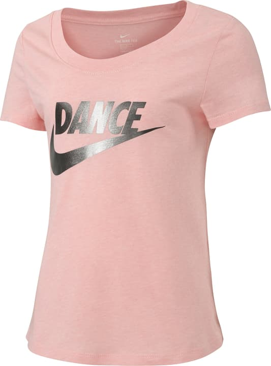 Sportswear T-Shirt T-shirt pour fille Nike 466941614038 Couleur rose Taille 140 Photo no. 1