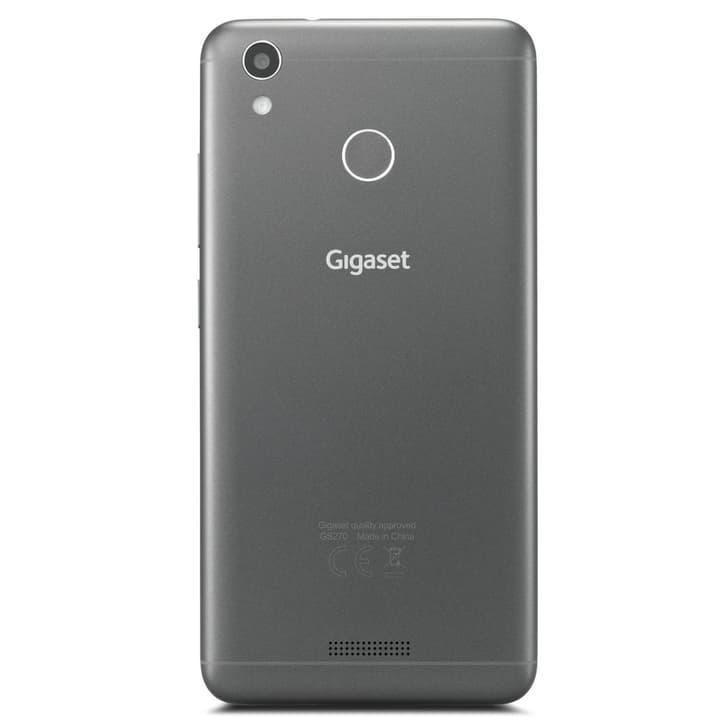 GS 270 Plus Dual SIM 32GB nero Smartphone Gigaset 785300132431 N. figura 1