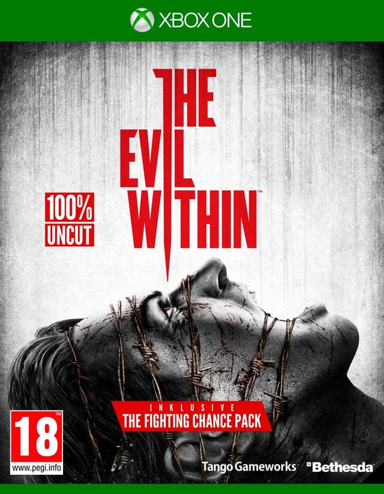 Xbox One - The Evil Within 785300118988 Photo no. 1