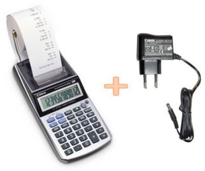 Calculatrice de bureau P1-DTSC 12-chiffres incl.AC-Adaptateur Calculatrice de bureau Canon 785300151416 Photo no. 1