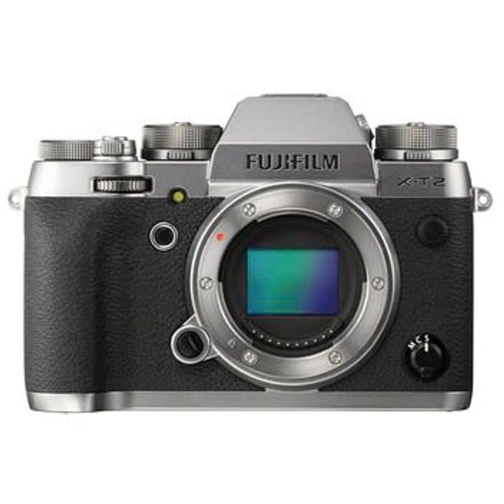 X-T2 graphite silver Body appareil photo système FUJIFILM 785300125822 Photo no. 1