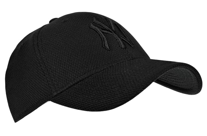 DIAMOND STRECH NY 3930 Casquette New Era 462333401320 Couleur noir Taille S/M Photo no. 1