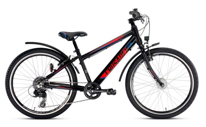 Crusader 24-8 Alu Active light vélo d'enfant Puky 464821500020 Tailles du cadre one size Couleur noir Photo no. 1
