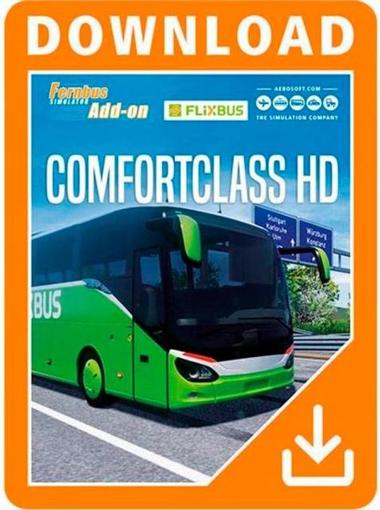 PC - Der Fernbus Sim. - AddOn Comfort Class HD D Box 785300141820 Bild Nr. 1
