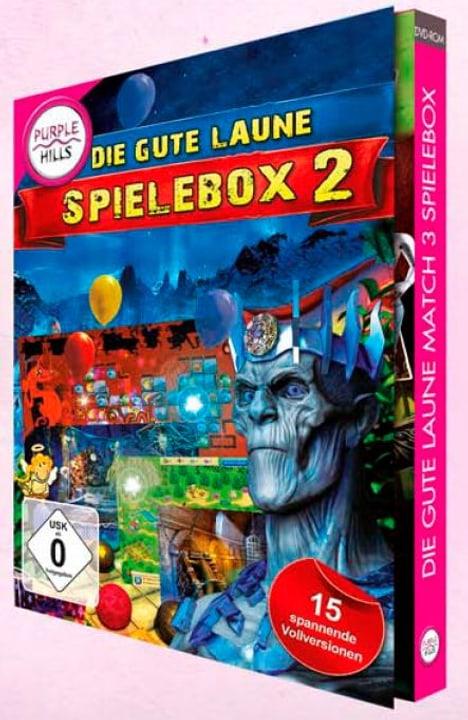 PC - Purple Hills: Die gute Laune Spielebox 2 Physique (Box) 785300121983 Photo no. 1