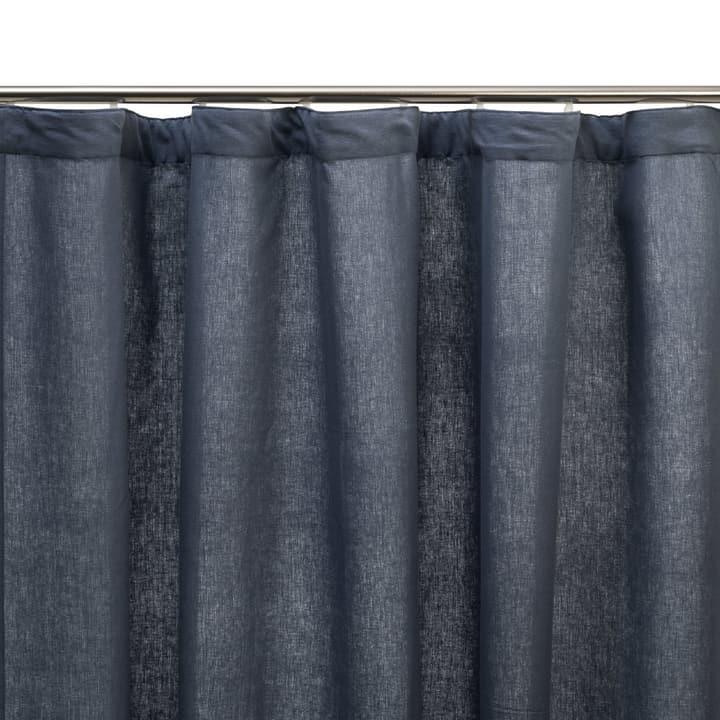 FIONA Rideau opaque prêt à poser 372076400000 Dimensions L: 150.0 cm x H: 270.0 cm Couleur Bleu Photo no. 1