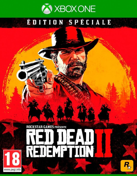 Xbox One - Red Dead Redemption 2 - Special Edition (F) Box 785300139002 Langue Français Plate-forme Microsoft Xbox One Photo no. 1