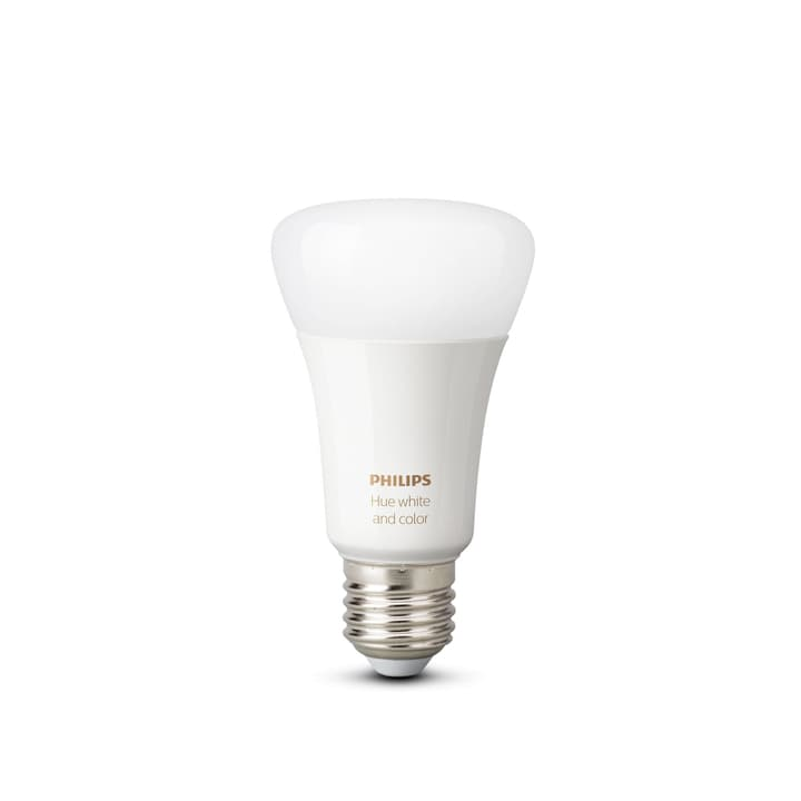 HUE White & Color Ambiance LED E27 9W Philips 421075300000 Bild Nr. 1