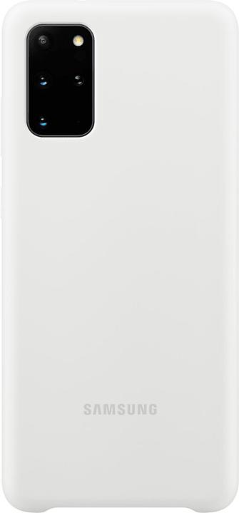 Silicone Cover white Hülle Samsung 785300151174 Bild Nr. 1