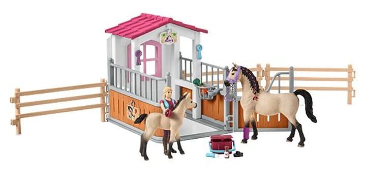 Box avec chevaux arabes 744549700000 Photo no. 1