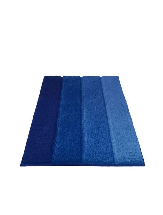 Tappetino da bagno Four spirella 675986600000 Colore Blu Taglio 60x90cm N. figura 1