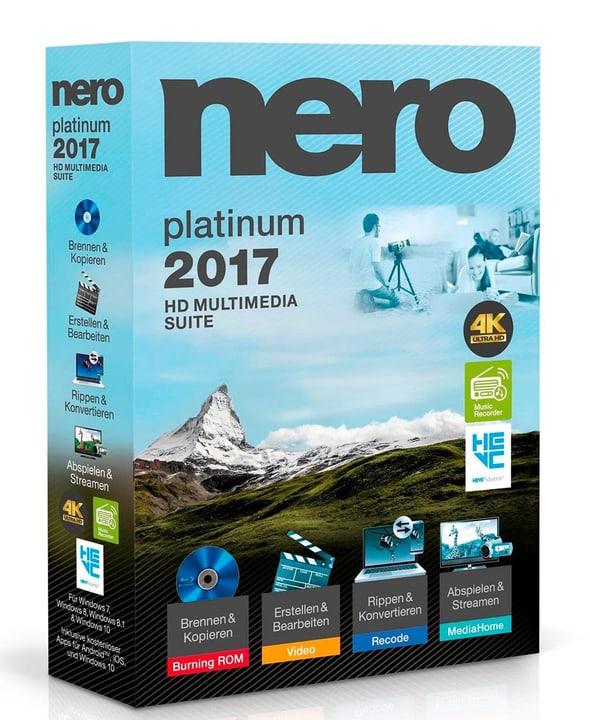 PC - Nero 2017 Platinum PC Nero 785300121391 N. figura 1