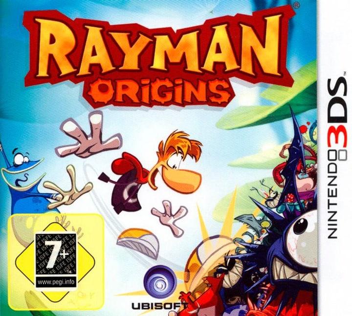 3DS - Rayman Origins Box 785300129015 Bild Nr. 1