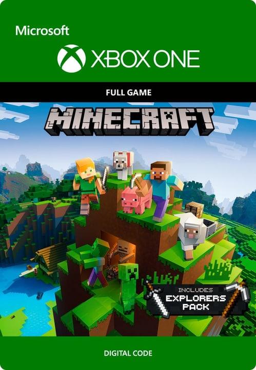 Xbox One - Minecraft: Explorer's Pack Digitale (ESD) 785300136293 N. figura 1