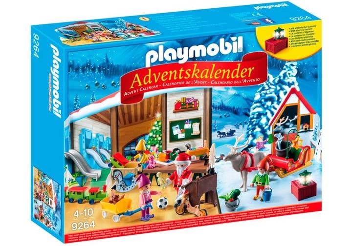 """Playmobil Christmas Adventskalender """"Wichtelwerkstatt"""" 9264 746082100000 Bild Nr. 1"""