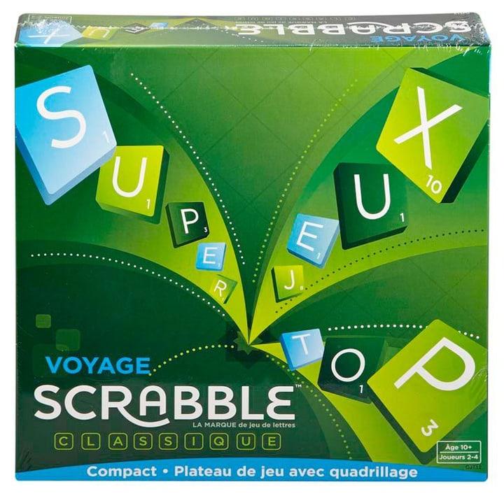 Scrabble Voyage (F) 746977590100 Lengua Francese N. figura 1