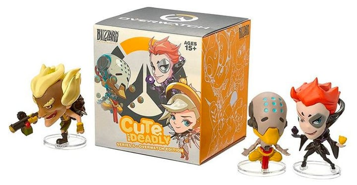 Overwatch: Cute But Deadly Series 5 Box 785300140648 N. figura 1