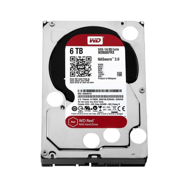 Red 6TB NAS SATA HDD NAS Western Digital 785300126118 Bild Nr. 1