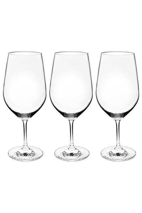 VINA Bordeaux Cucina & Tavola 701132400004 Dimensioni A: 22.5 cm Colore Transparente N. figura 1