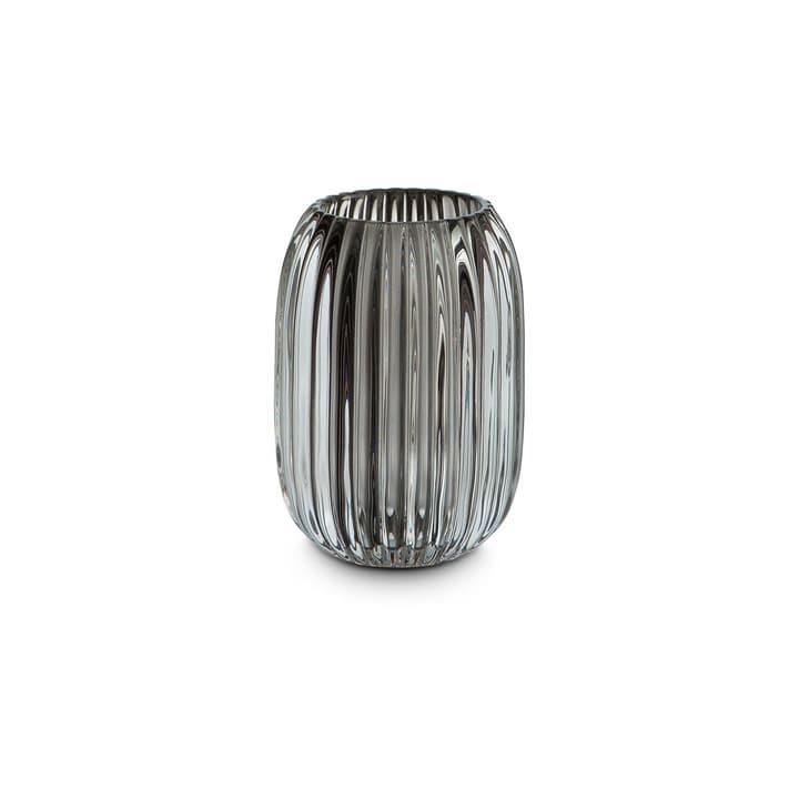 LUNA Porte-bougies chauffe-plat 396087700000 Dimensions L: 9.4 cm x P: 9.4 cm x H: 13.0 cm Couleur Gris Photo no. 1