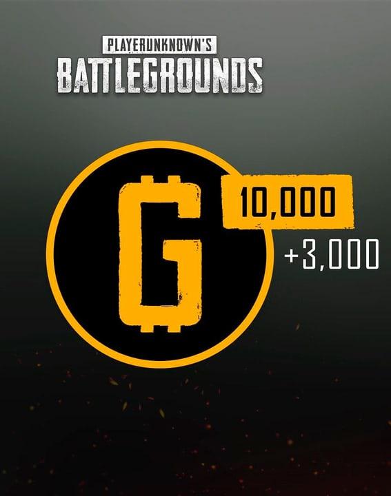 Xbox One - 13000 G-Coins Playerunknown Battleground Download (ESD) 785300140436 Photo no. 1