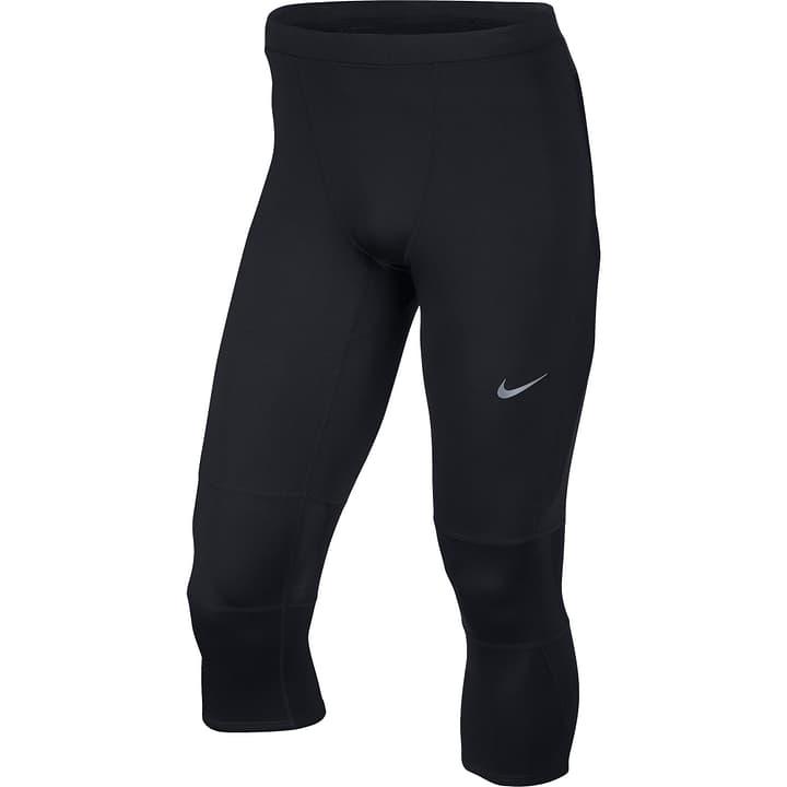 DF Essential Leggins 3/4 da corsa da uomo Nike 461239800320 Colore nero Taglie S N. figura 1