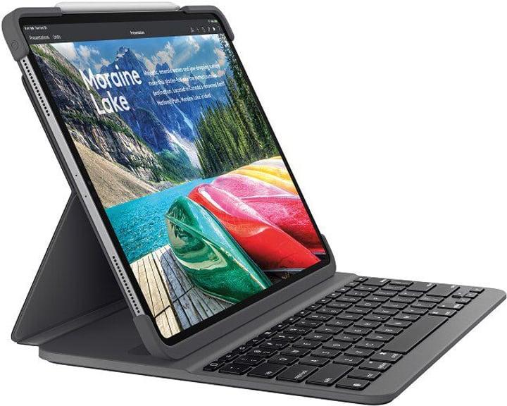 """Slim Folio Pro iPad Pro 12.9"""" Gen. 3 Keyboard-Case Logitech 798262100000 Bild Nr. 1"""