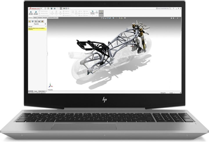 ZBook 15v G5 Ordinateur portable HP 785300137480 Photo no. 1
