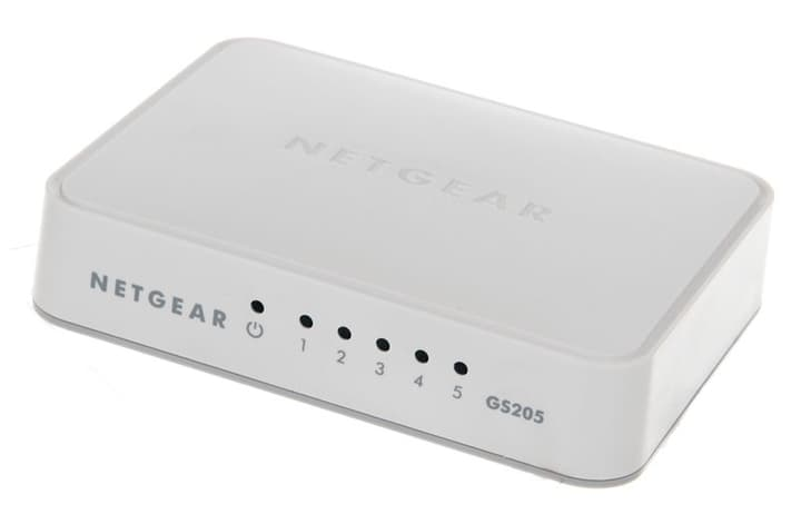 GS205-100PES 5-Port GB Switch Netgear 798211400000 Photo no. 1