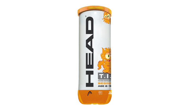 T.I.P. orange (3er Dose) Balle de tennis Head 491539600000 Photo no. 1