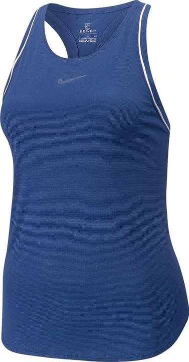 Court Dry Damen-Top Nike 473227700340 Farbe blau Grösse S Bild-Nr. 1