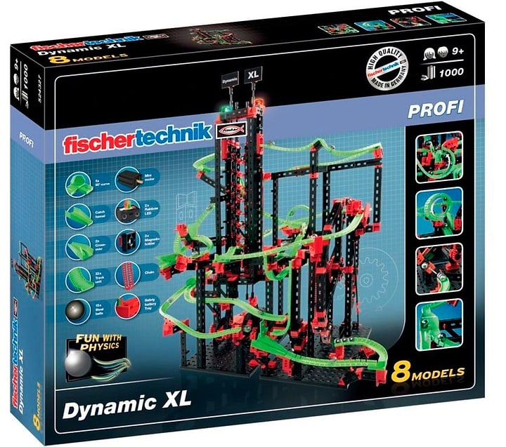 FischerTechnik Dynamic XL 785300127919