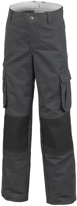 PINE BUTTE Pantalon de trekking pour garçon Columbia 462822714083 Colore grigio scuro Taglie 140 N. figura 1